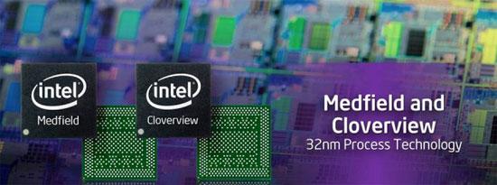 Смартфоны на базе Atom появятся в 2012 году