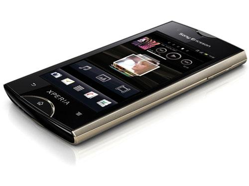 Стартовали продажи смартфона Sony Ericsson Xperia ray в России.