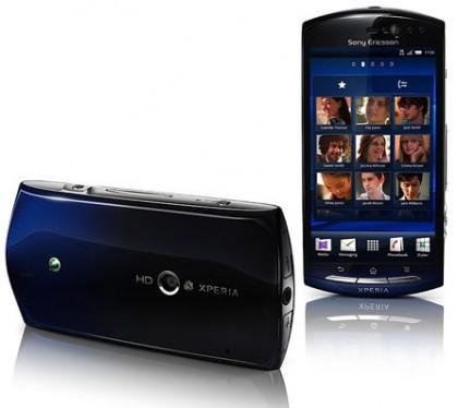 Sony Ericsson Xperia Neo – эргономика и удобство