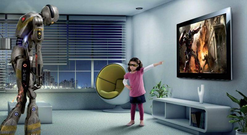 Плазменный Full HD 3D-телевизор Panasonic VIERA TX-PR50VT30