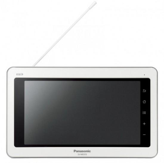 Новый портативный телевизор Panasonic основан на ARM и Android