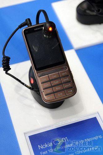 Nokia C3-01.5 на S40 с 1-ГГц процессором первые фото