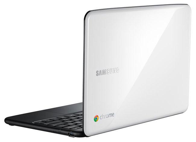 Samsung Chromebook — примерно такой дизайн можно ожидать от типовых ноутбуков на базе чипов ARM