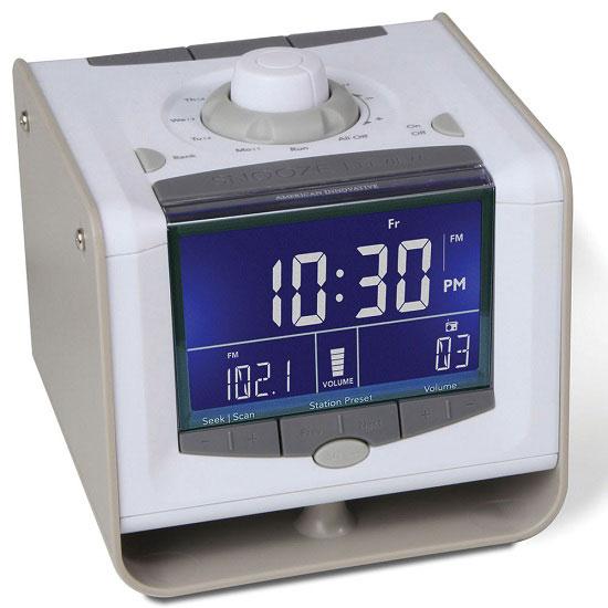 Omnipotent Alarm Clock