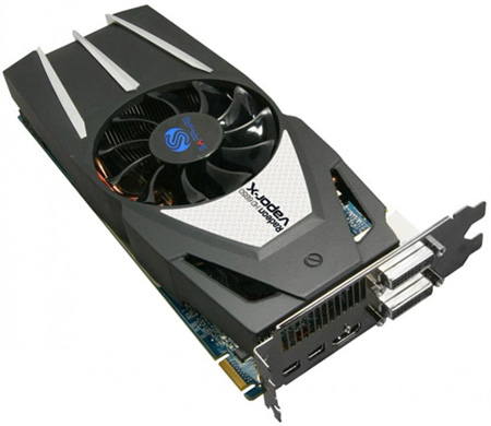 Sapphire Radeon HD 6850 Vapor-X Edition