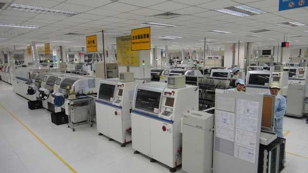 Производственная линия Delta Electronics
