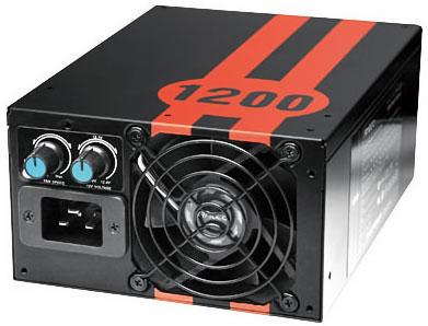 Блок питания Antec TruePower Quattro 1200-OC 1200W ATXv 2.2 CableManage.
