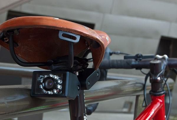Камера заднего вида Owl 360 для велосипедистов Owl360-1