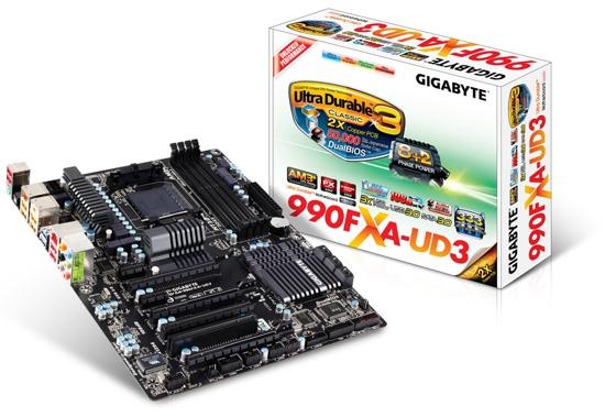 GIGABYTE GA-990FXA-UD3 (rev. 1.2)