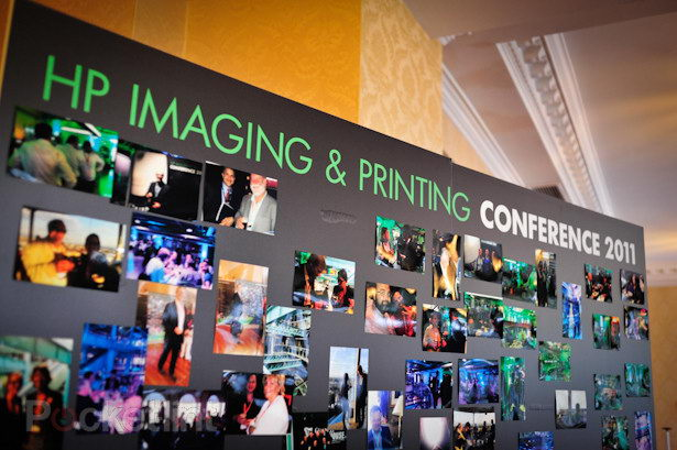 HP Imaging & Printing Conference 2011