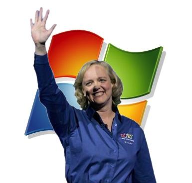 Новый исполнительный директор HP Мег Уитман (Meg Whitman)