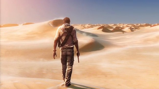 Uncharted 3: Drake`s Deception. Атлантида песков