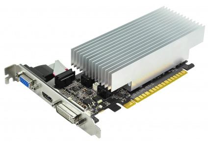 Gainward GeForce GT 520 1024MB SilentFX