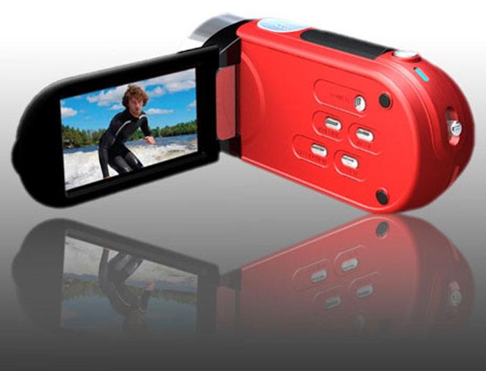 Недорогая 3D-камера Vivitar DVR 790HD просмотр видео и фото