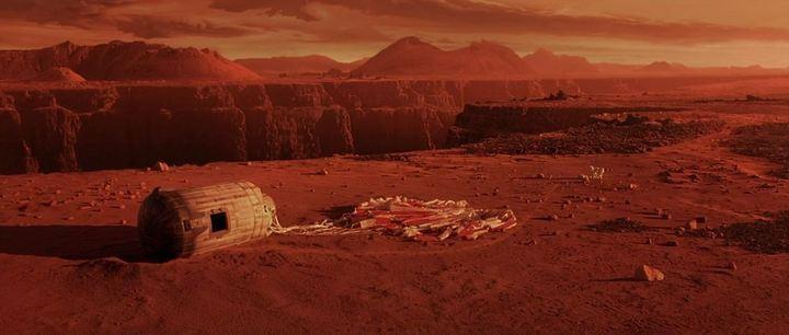 Запрещенные фото наса планеты марс