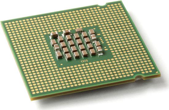 Процессор Intel LGA 775