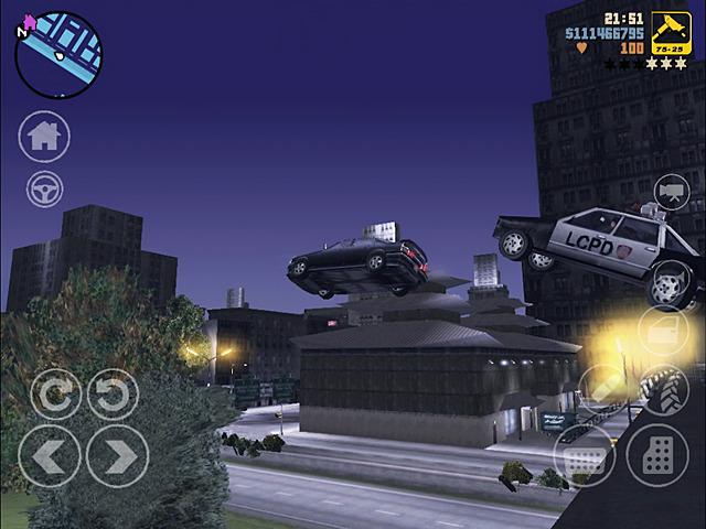 Grand Theft Auto 3 [v1.2] [RUS] (2011)