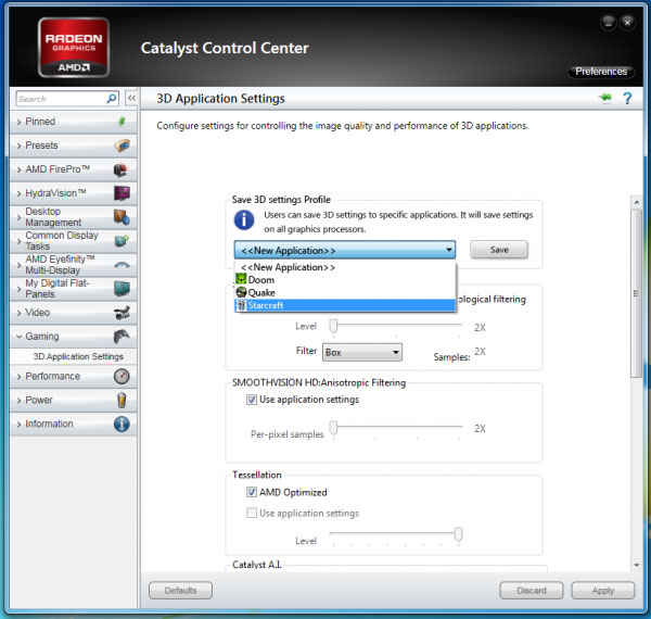 AMD Mobility Radeon HD 5000 Series Driver to Download