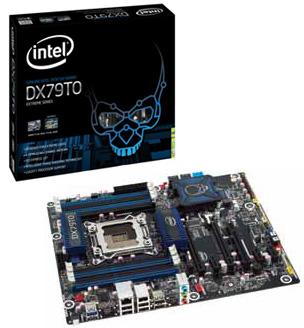 Intel Desktop Board DX79TO Extreme Series