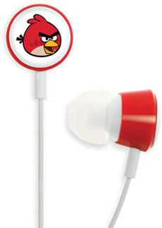официальные наушники Angry Birds