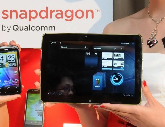 Чипы Snapdragon от компании Qualcomm
