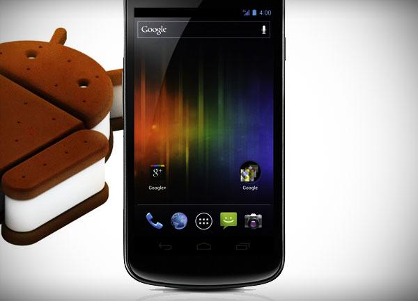 Продукты на базе Google Android 4.0 Ice Cream Sandwich