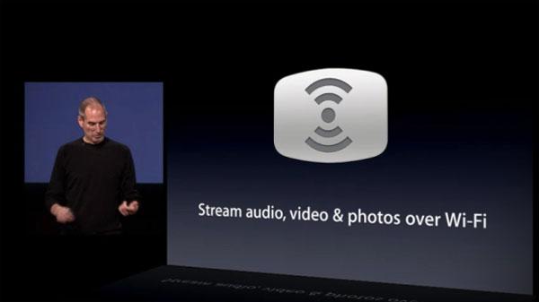 Более доступные продукты Apple с поддержкой AirPlay