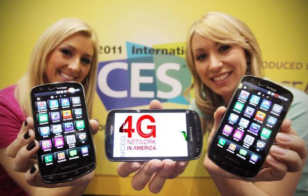 Более широкое распространение LTE (4G)