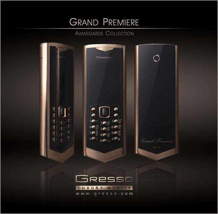 Gresso Grand Premiere