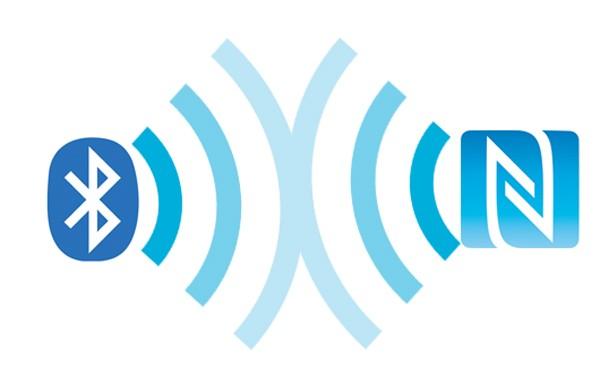 Bluetooth по NFC