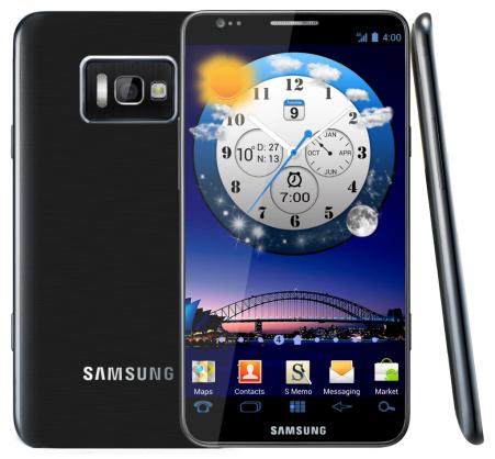 Samsung Galaxy S III (Samsung GT-I9500 Universal)
