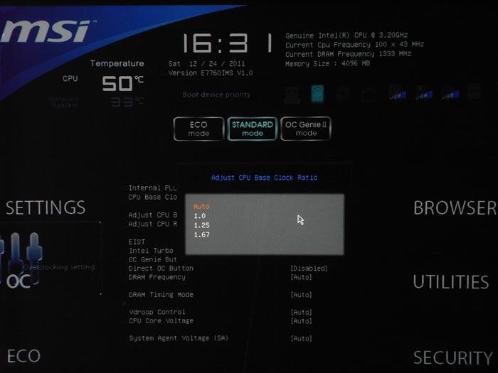 MSI X79A-GD65 (8D) разгон 5