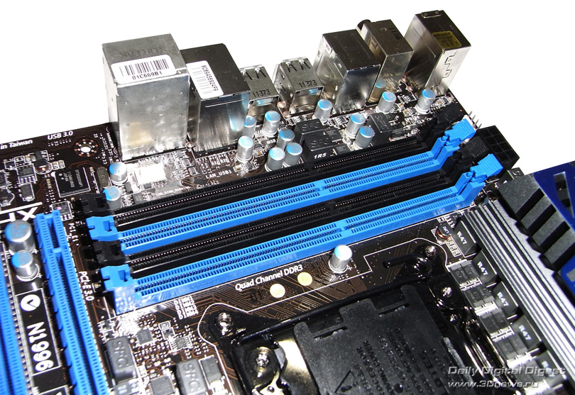 MSI X79A-GD65 (8D) DIMMs