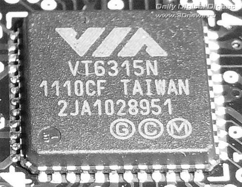 MSI X79A-GD65 (8D) контроллер FireWire