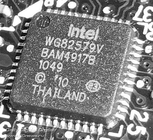 MSI X79A-GD65 (8D) сетевой контроллер 1