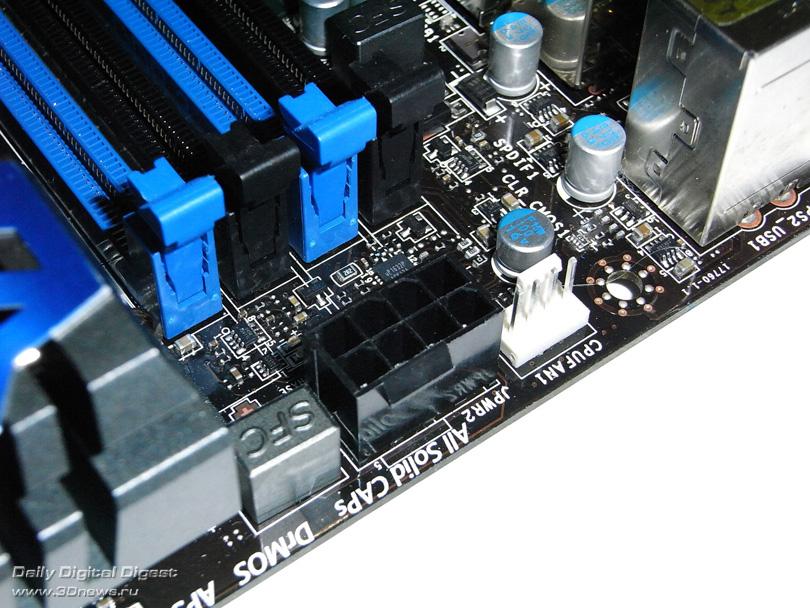 MSI X79A-GD65 (8D) разъем питания 2