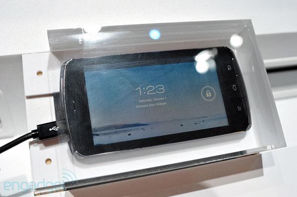 Смартфон принадлежит к линейке Arrows и оснащается процессором Tegra 3 (4