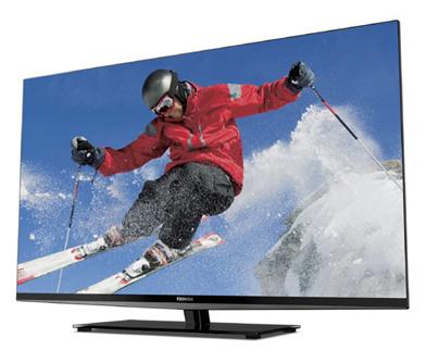 CES 2012: «умные» 3D-телевизоры Toshiba с тонкими рамками