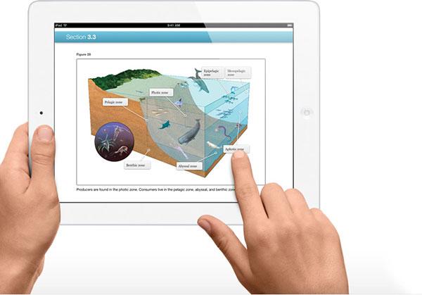 Apple представила приложение iBooks 2