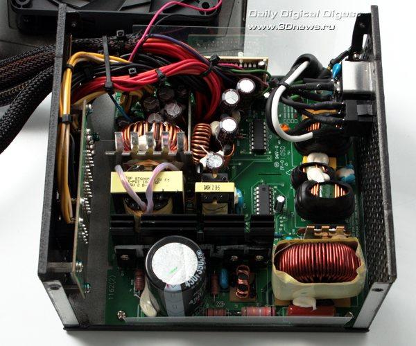 Подборка принципиальных схем, компьютерных программ, технических описаний и ссылок на .  GIF - Схема БП FSP Group Inc...