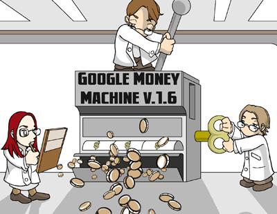 Рекламные доходы Google
