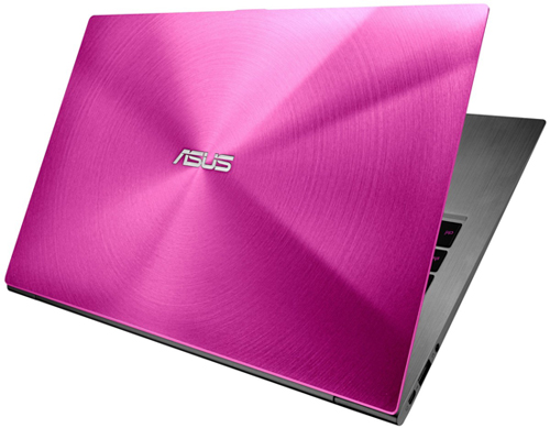 ASUS ZENBOOK UX31E Hot Pink Edition