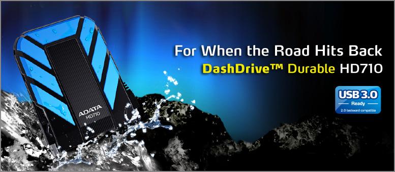 ADATA DashDrive Durable HD710
