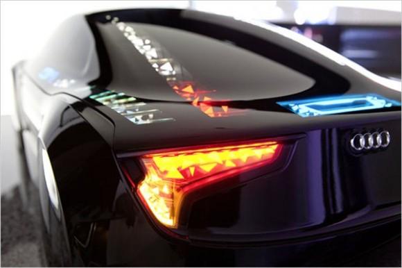Audi Visions OLED