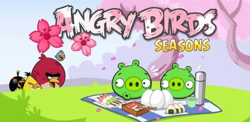 Angry Birds Seasons (2011) PC | RePack