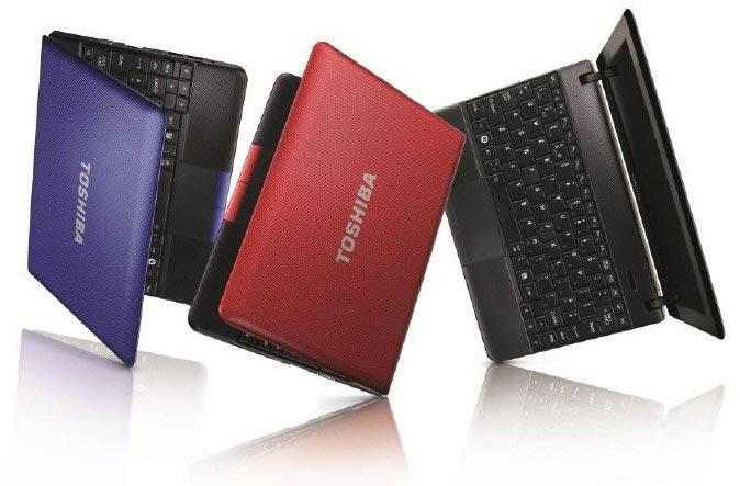 Toshiba Mini NB510