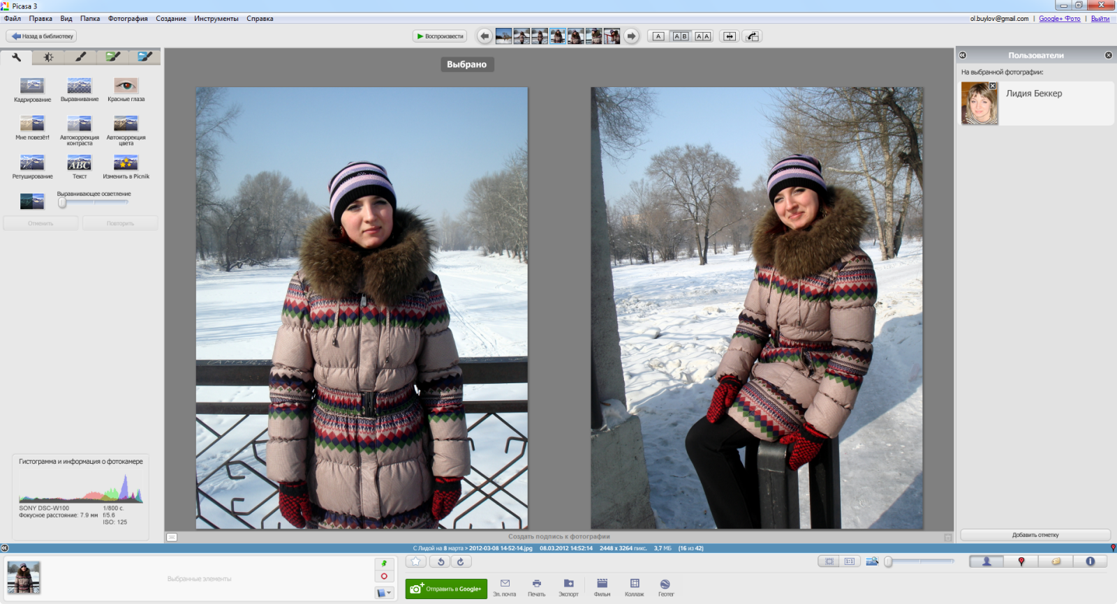 Photo editing tips in picasa Tips on Choosing a Free Photo Editor for Post-Processing