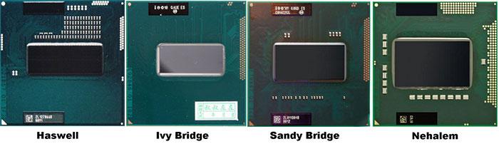 В конце апреля Intel представит 11 процессоров Ivy Bridge