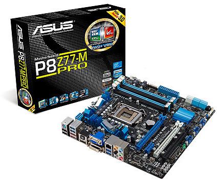 ASUS P8Z77-M PRO