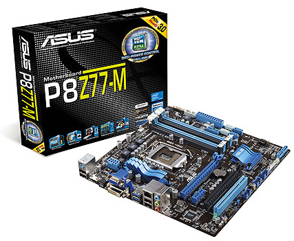 ASUS P8Z77-M